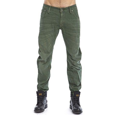 Ανδρικό παντελόνι G-STAR RAW πράσινο (1235278)   Factory Outlet