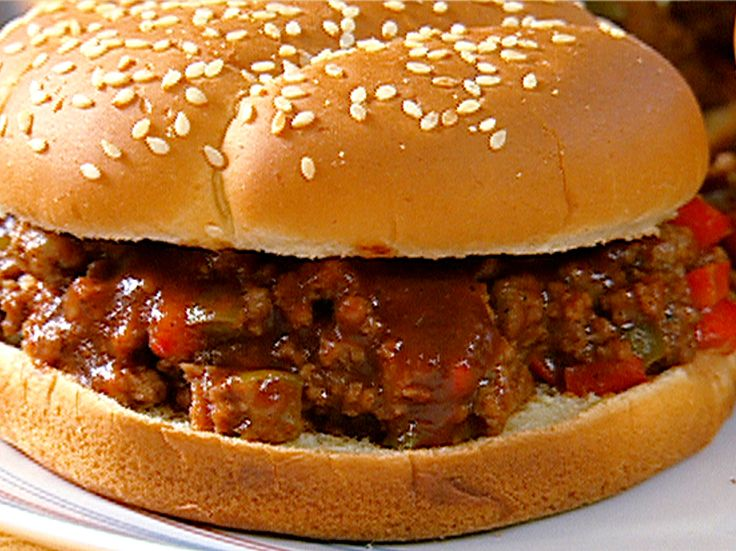 Tomato, barbecue and Worcestershire sauce create the perfect tangy-sweet sauce for beloved sloppy joes.