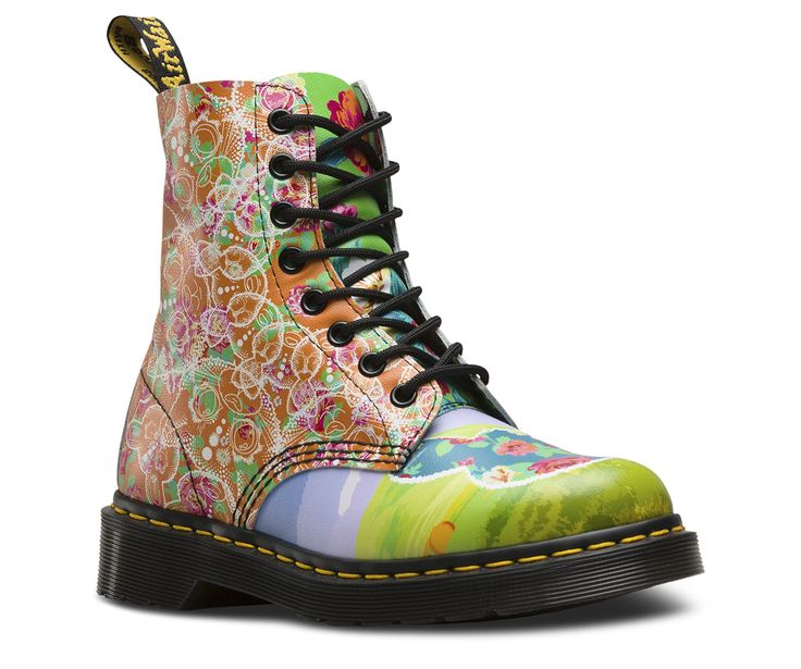 PASCAL DAZE | Women's Boots & Shoes | Official Dr. Martens Store - UK