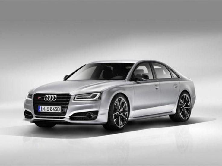 Audi S 8 Plus