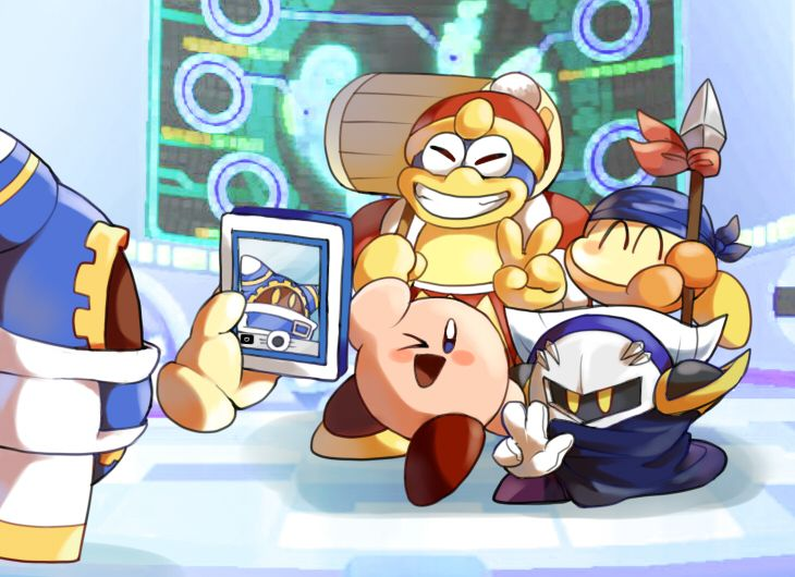 Magolor you're a jerk!