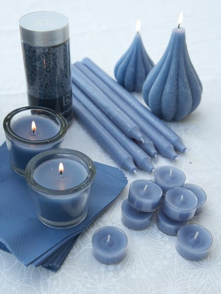 Nordic Blue Style Collection