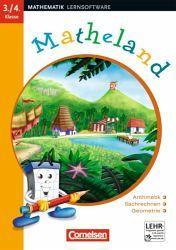 Matheland 2 - 3./4. Klasse (PC)