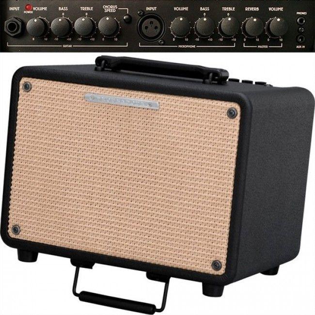 Amplificador de guitarra T30 electroacústica - Amplificadores - Guitarras