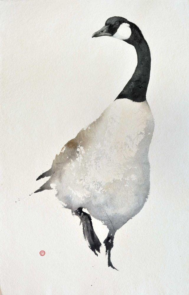 Karl Martens, Canada Goose | Cricket Fine Art