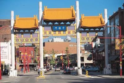 China town Vancouver B.C.