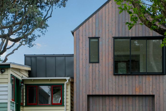 Graphite Architects | Auckland, New Zealand - Rewi House