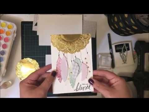 Kitaholic Kits - July - Making Cards with Katie