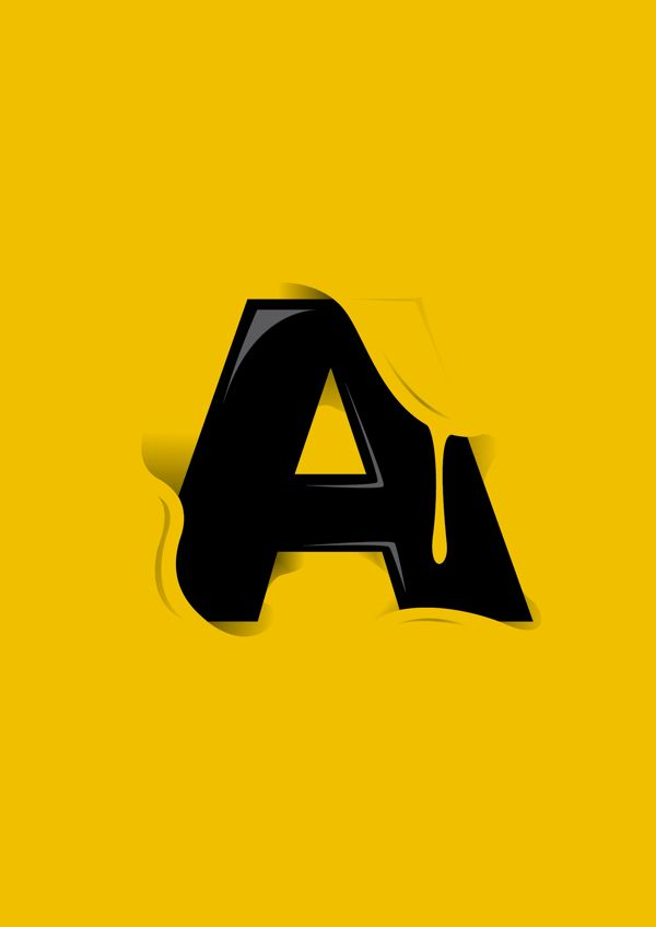 Letter A | type |