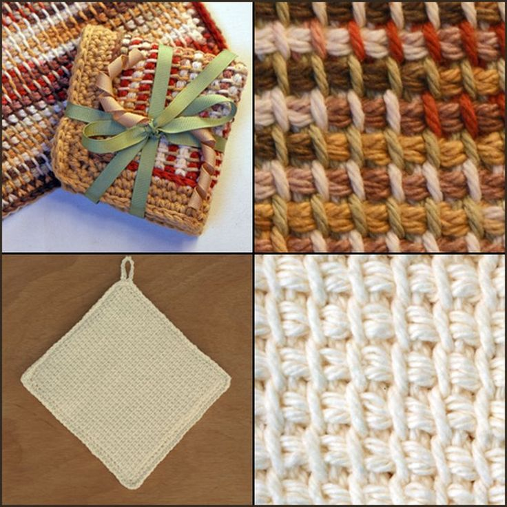 Learn How to Do Tunisian Crochet Stitches