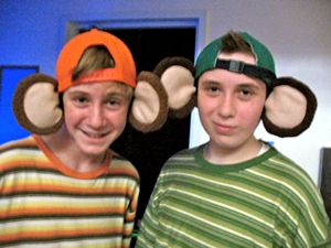 Seussical wickersham brothers - smaller ears