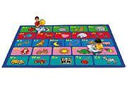 Alphabet Activity Classroom Carpets