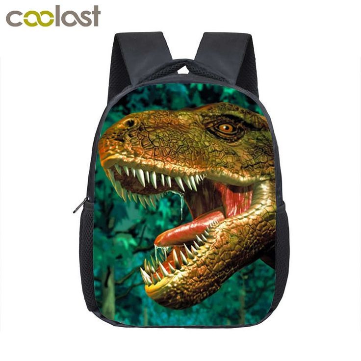 12 Inch Animals Dinosaur Backpacks 3D Dinosaur School Bags Baby Backpack For Children Kids Magic Dragon Kindergarten Bags //Price: $12.19 & FREE Shipping //     #hashtag3