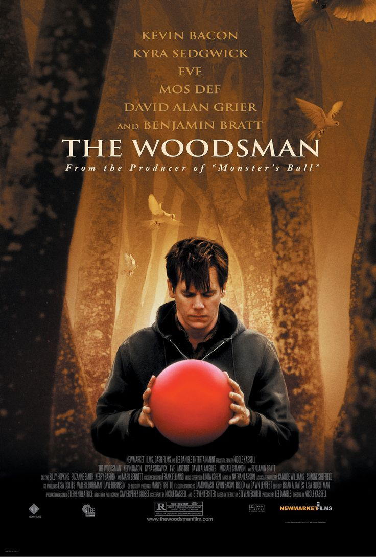 The Woodsman. Dark, brave and thought provoking. Nicely subdued performance by Kevin Bacon. Not sure that I could say I enjoyed it, but it is a great movie.