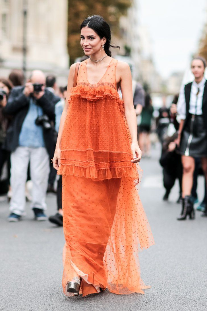25 best ideas about orange wedding guest dresses on for Trendy wedding guest dresses
