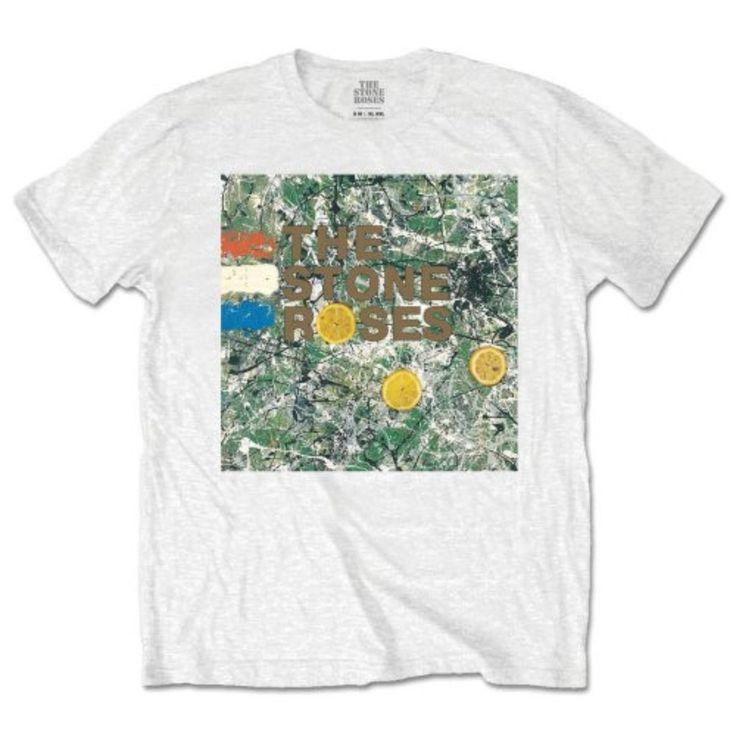 The Stone Roses Logo T-Shirt