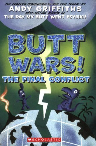 Bestseller Books Online Butt Wars: The Final Conflict (Andy Griffiths' Butt) Andy Griffiths $6.99