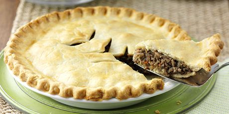 Tourtiere Recipes | Food Network Canada