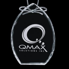 """Promotional Products Ideas That Work: Optical Ornament - Arrowhead 3"""". Get yours at www.luscangroup.com"""