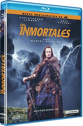 Los inmortales [Blu-ray] #inmortales #[Blu #ray]