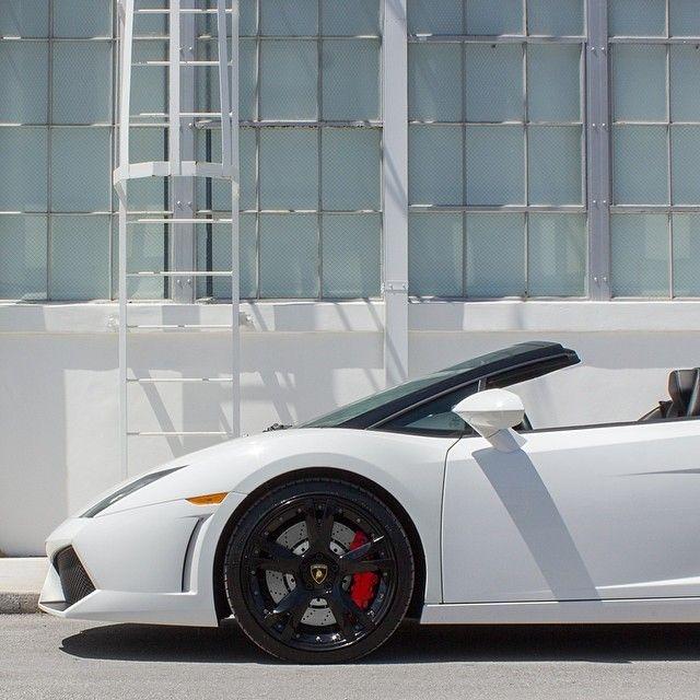Lovely Lamborghini Gallardo Spyder