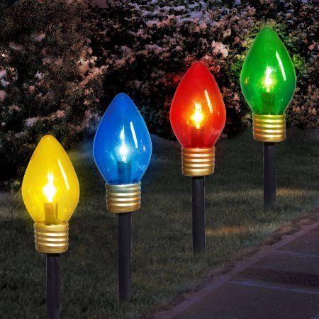 25 unique pathway lights ideas on outdoor light displays
