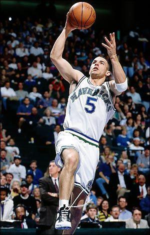 Jason Kidd. 2nd pick 1994 NBA draft