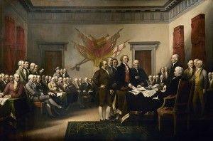 4 juillet 1776 : Déclaration d'indépendance des États-Unis http://jemesouviens.biz/?p=1501
