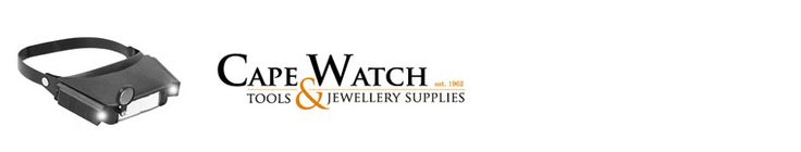 Industries covered include jewellery manufacturing, clock, watch making and hobby industries.