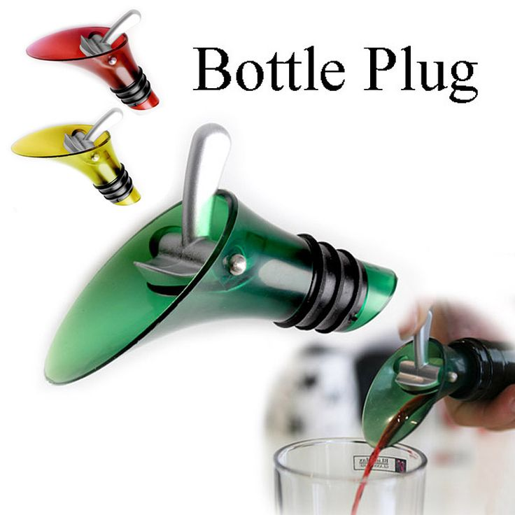 Plug Cap Bottle NEW Red Wine Aerator Pour Pourer Shutoff Silicone Seal Stopper Hot Sale