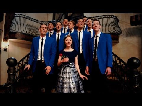 Beauty and the Beast A Cappella Medley | BYU Vocal Point ft. Lexi Walker...