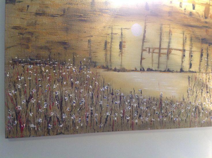 Tribale_acrilico su tela_100x60cm