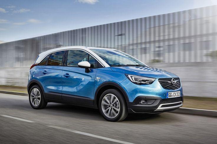Nem gázos a gázos Opel Crossland X