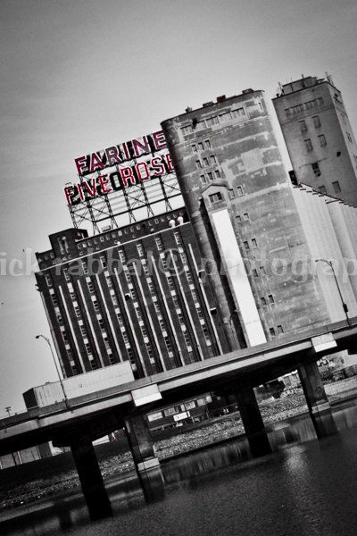 Montreal Photography Farine Five Roses Fine by PatrickRabbatPhotos