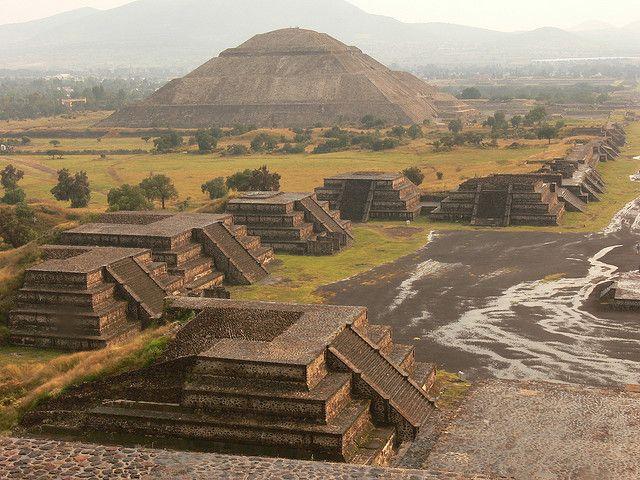 Teotihuacán, donde los hombres se hacen dioses.