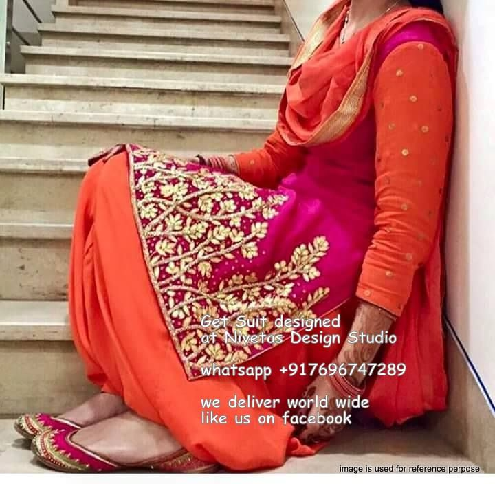 quires whatsapp +917696747289 .. All of outfits can be made to measure and customisation options such as colour, embroidery and fabric changes are also available. #BridalLehenga #lehenga #engagementlehenga #wedding #fashion #2016 #indianweddingoutfits #BridalWear #punjabisalwarsuit #suits #punjabiSuits #salwarSuits #Duapttas #custommade #bespoke #NivetasDesignStudio