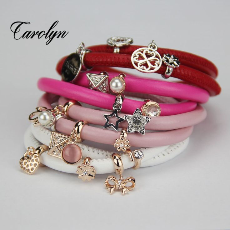 New Arrival Endless Bracelet Jewelry Charm Bracelet Double Layer Magnet Mixed Color Women Bracelet with charms