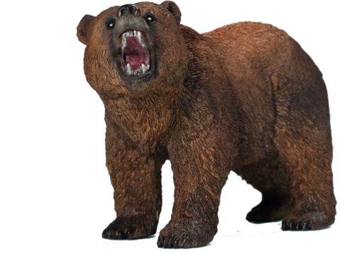 SCHLEICH 14685 grizzlybjørn hos Bl.a.toys R us