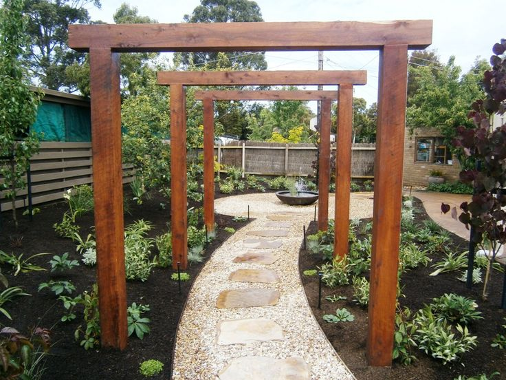 Newly constructed garden, designed by Candeo Design