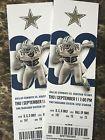 Ticket  (2) Dallas Cowboys vs Houston Texans Tickets 09/01/16 (Arlington) #deals_us