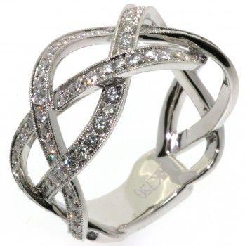 love it. anniversary ring perhaps? Capri Jewelers Arizona ~ www.caprijewelersaz.com