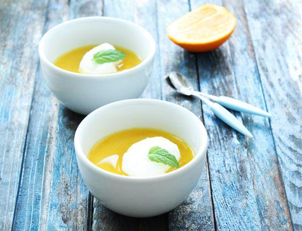 Appelsinsuppe-Foto Samantha Fotheringham