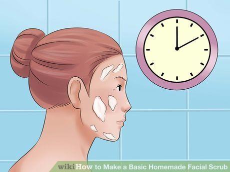 Image titled Make a Basic Homemade Facial Scrub Step 40