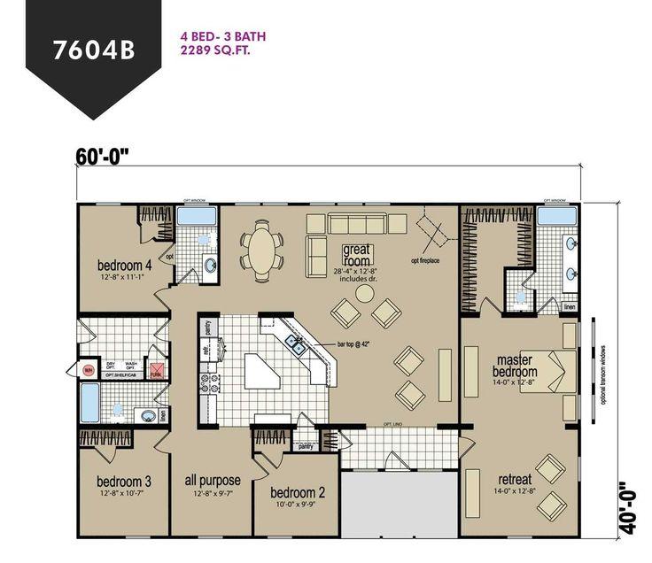 Asheville Model Home Interior Design 1264f: 17 Best Ideas About Modular Homes On Pinterest