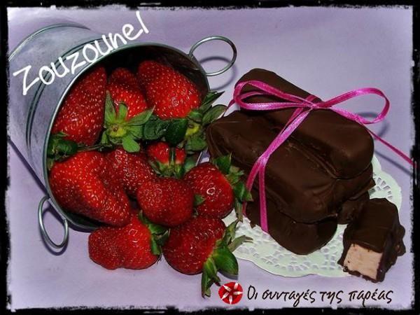 Σοκολάτες Lila Pause #sintagespareas