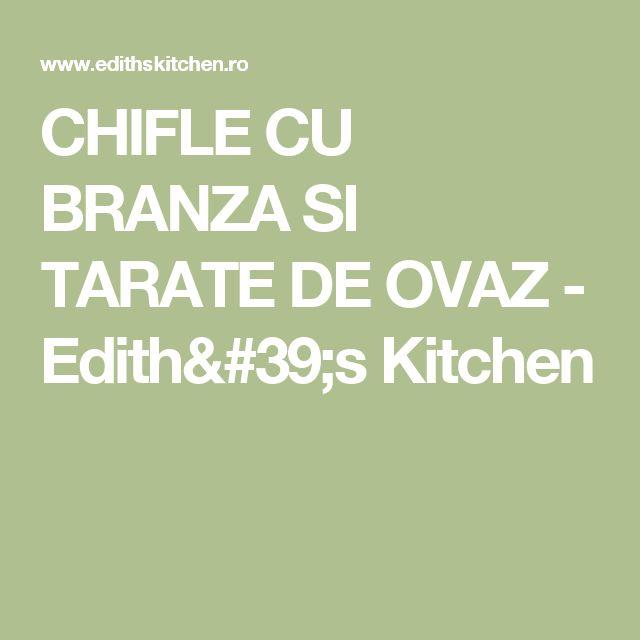 CHIFLE CU BRANZA SI TARATE DE OVAZ - Edith's Kitchen