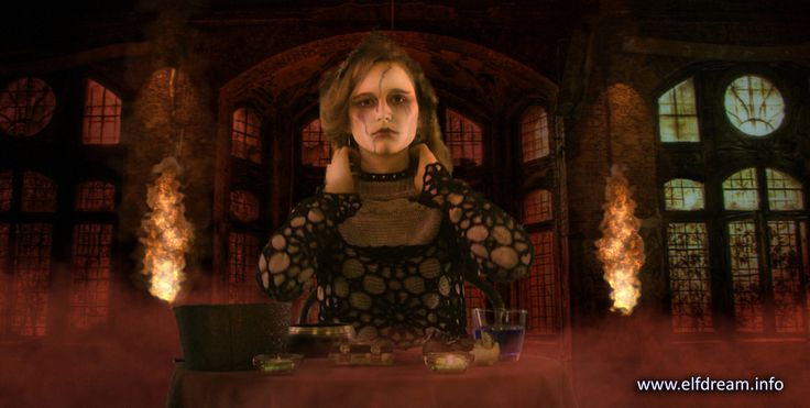 elfdream.info - from the movie - The Last Job - Dominika Krumpolcova
