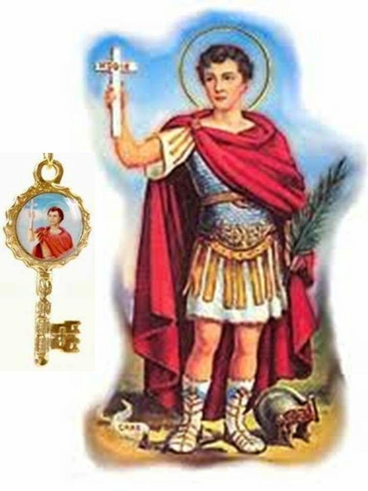 MILAGROS, PODER Y MAGIA DE LA ORACION: Oración a la Llave milagrosa de San Expedito para abrir los caminos de la buena suerte y la prosperidad