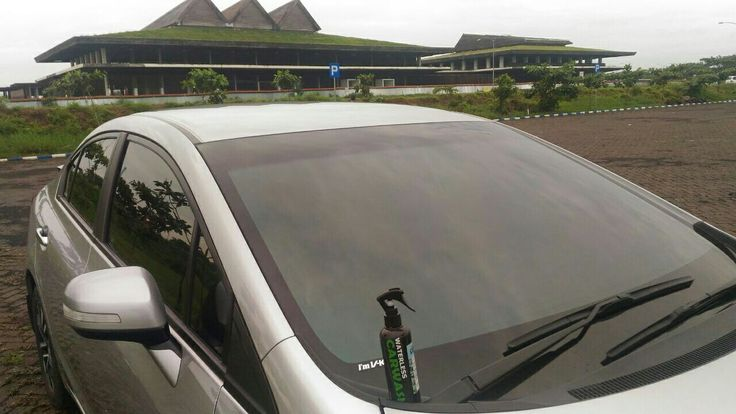 Blimbingsari Airport wuth Zarra Waterless