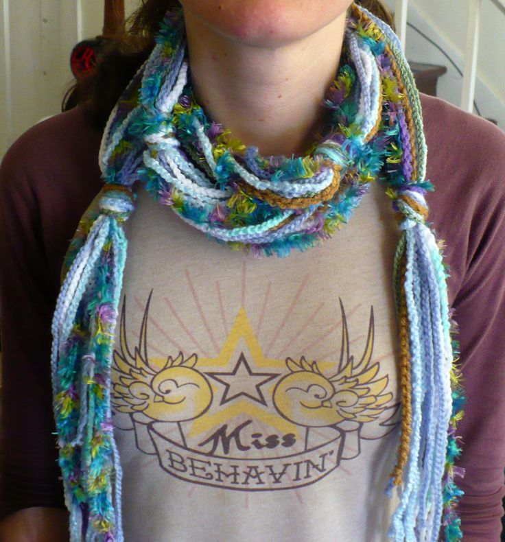 17 best images about rope scarves on i